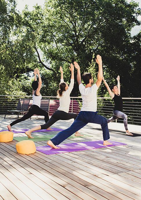 La Vimea Hotel Yoga